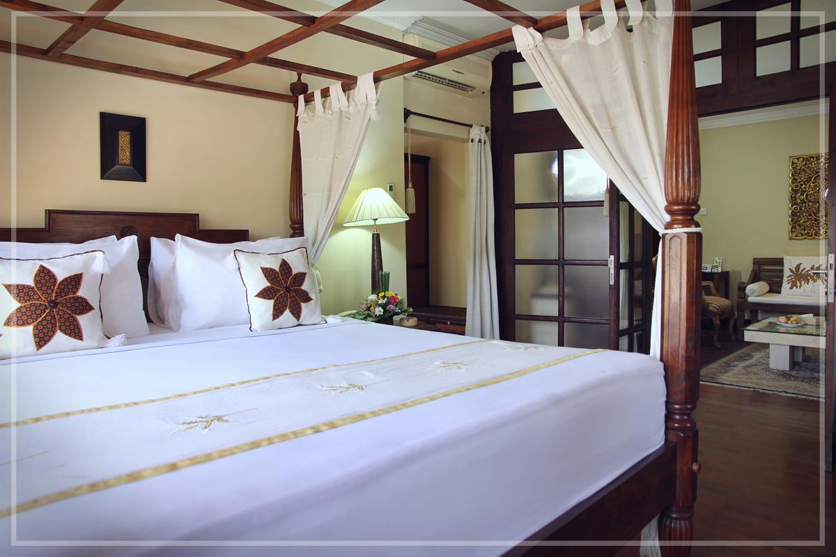 Jayakarta Hotel Legian Deluxe Room