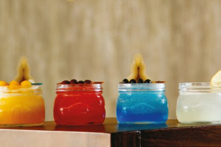 Restaurants & Bars – Promotional offers – Frozen Smoothies