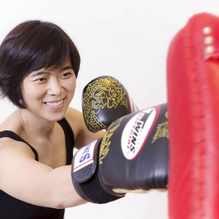 Thai Boxing Class