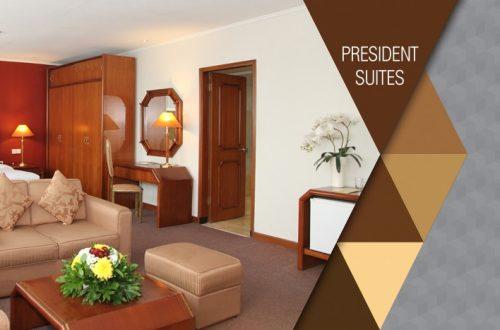 Slide Show JH Jakarta President Suites