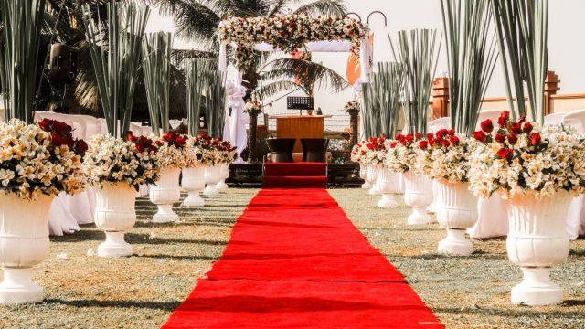 Garden Wedding April 10, 2014