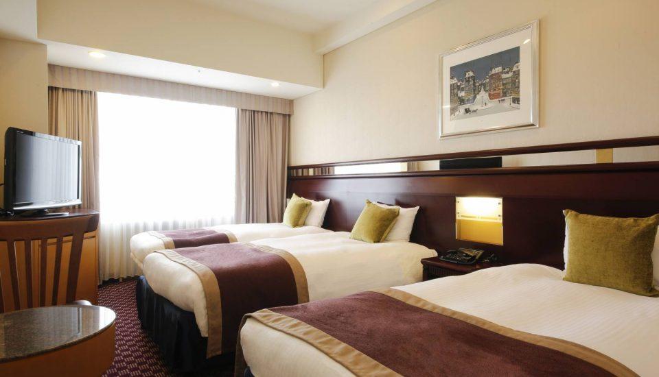 Standard Triple Room - Tower Grande Floor