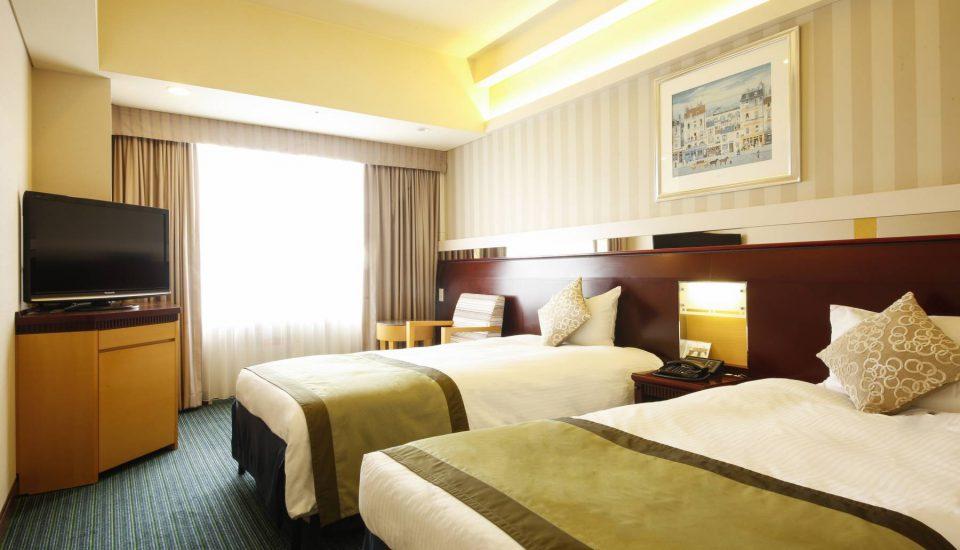 Standard Twin Room - 11th ~ 21th Floor