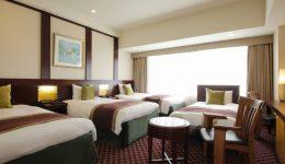 Superior Quadruple Room – Tower Grande Floor New