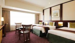 Superior Triple Room – Tower Grande Floor New