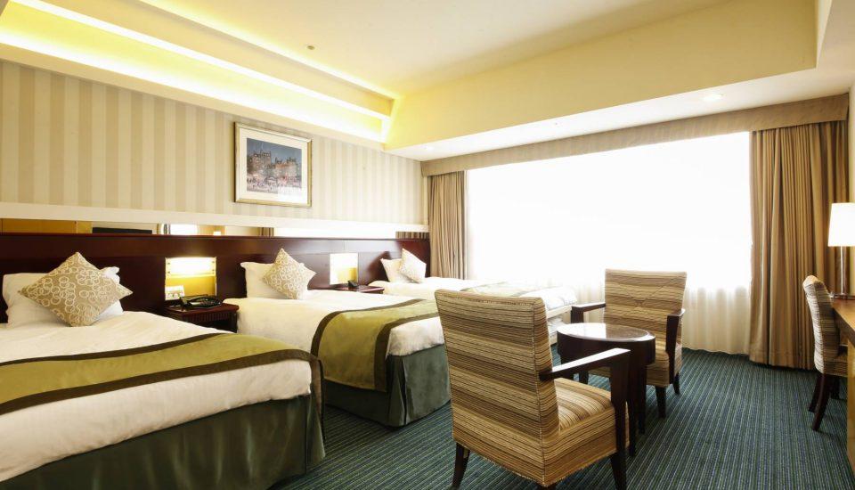 Superior Triple Room - 11th ~ 21th Floor
