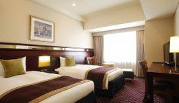 Standard Twin Room – Tower Grande Floor New