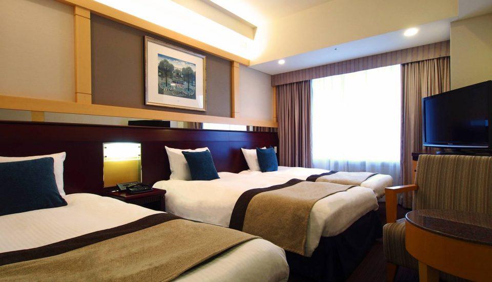 Standard Triple Room - 11th ~ 21th Floor