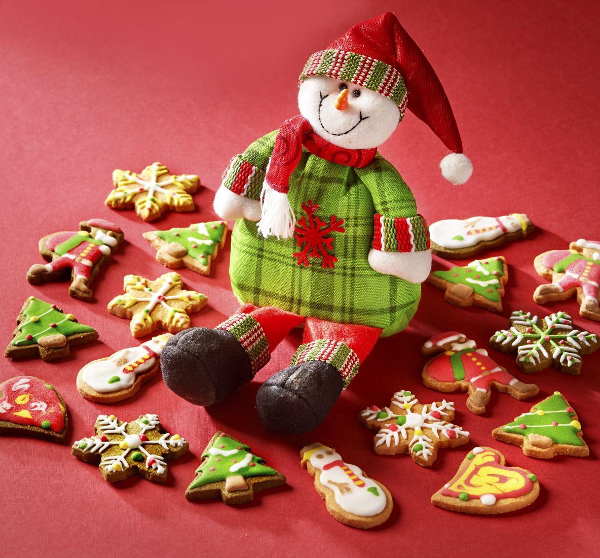 溫馨聖誕專案