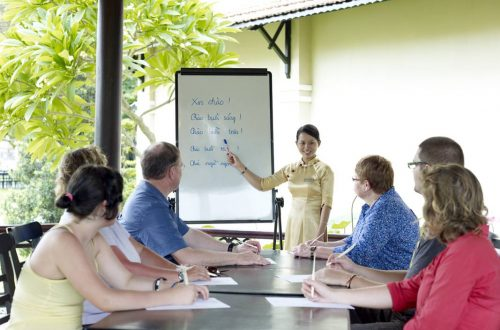 Vietnamese Learning Class 2