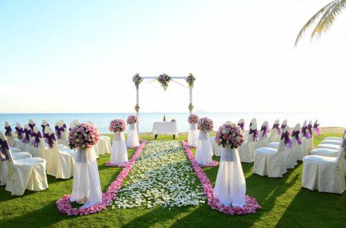 Western Style Wedding