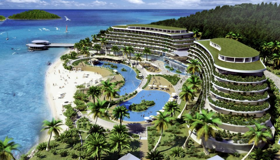 4 star hotel project Courtyard by Marriott Nha Trang Hòn Tằm Resort