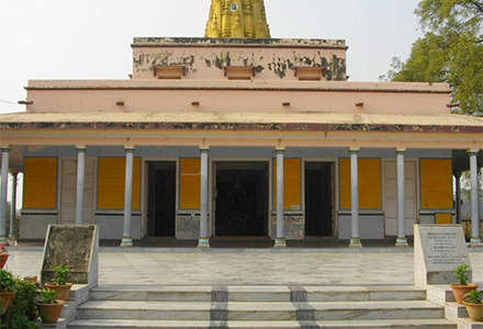 Sarnaath-Temple