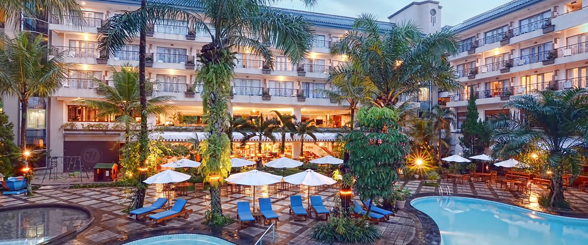 The Jayakarta Suites Bandung, Boutique Suites, Hotel & Spa