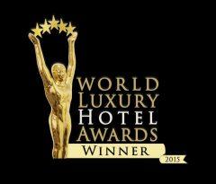 WORLD LUXURY HOTELS AWARD 2015