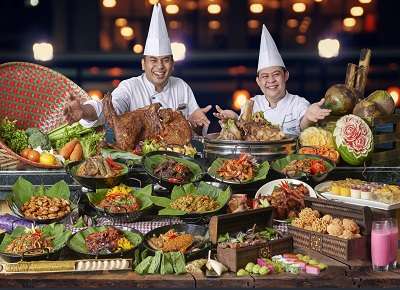 Buffet Ramadan Warisan Tradisi Kampung D'Utara