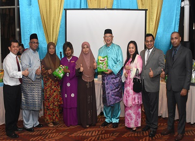 Eastin Hotel Kuala Lumpur and Malaysian Association of Hotels (Selangor Chapter) CSR