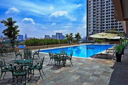 Swimming Pool @Umbrella 90p