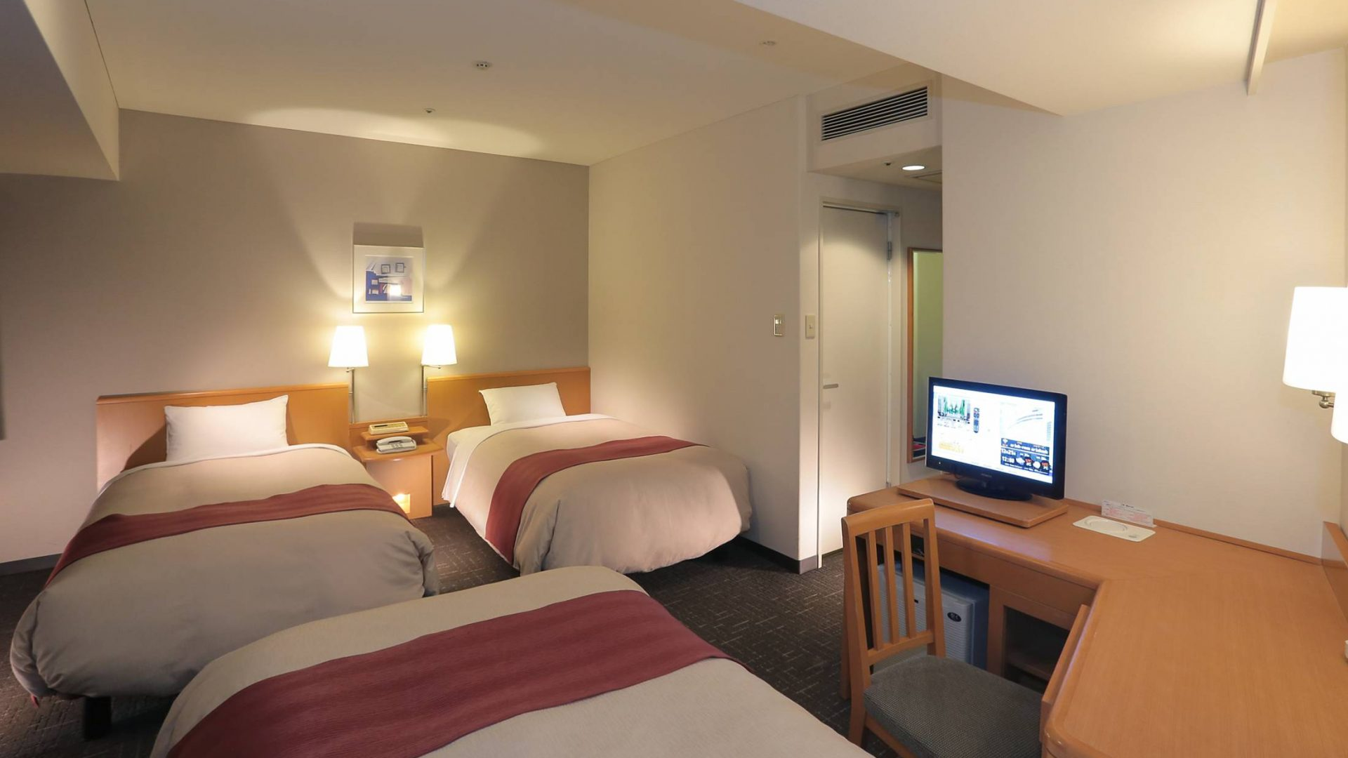 guest rooms tokyo bay ariake washington hotel tokyo - Galley Hotel Decorating