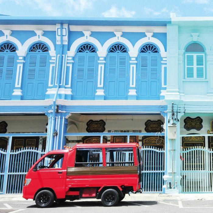 Phuket Old Town