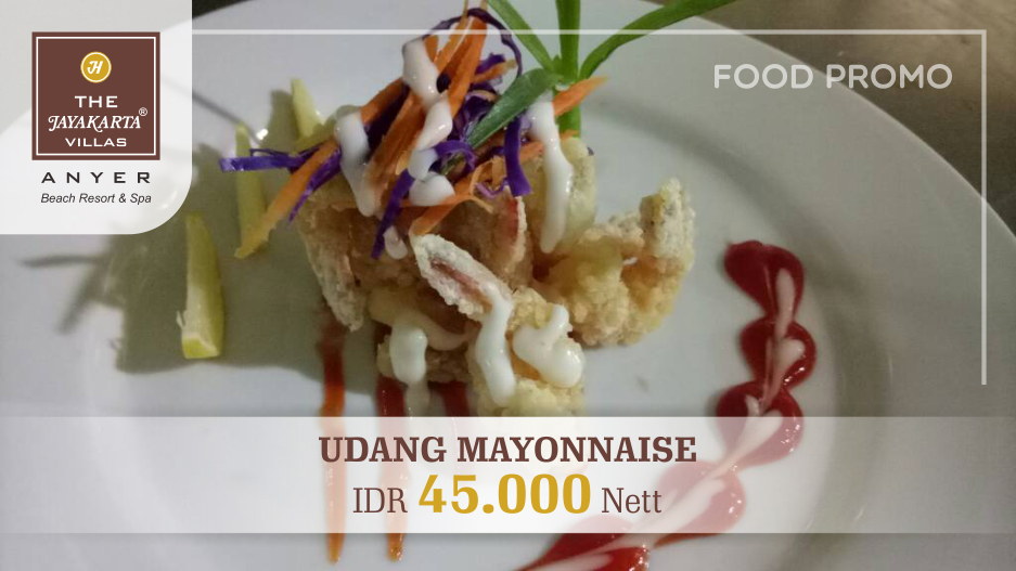 Udang Mayonnaise (Food Promo)