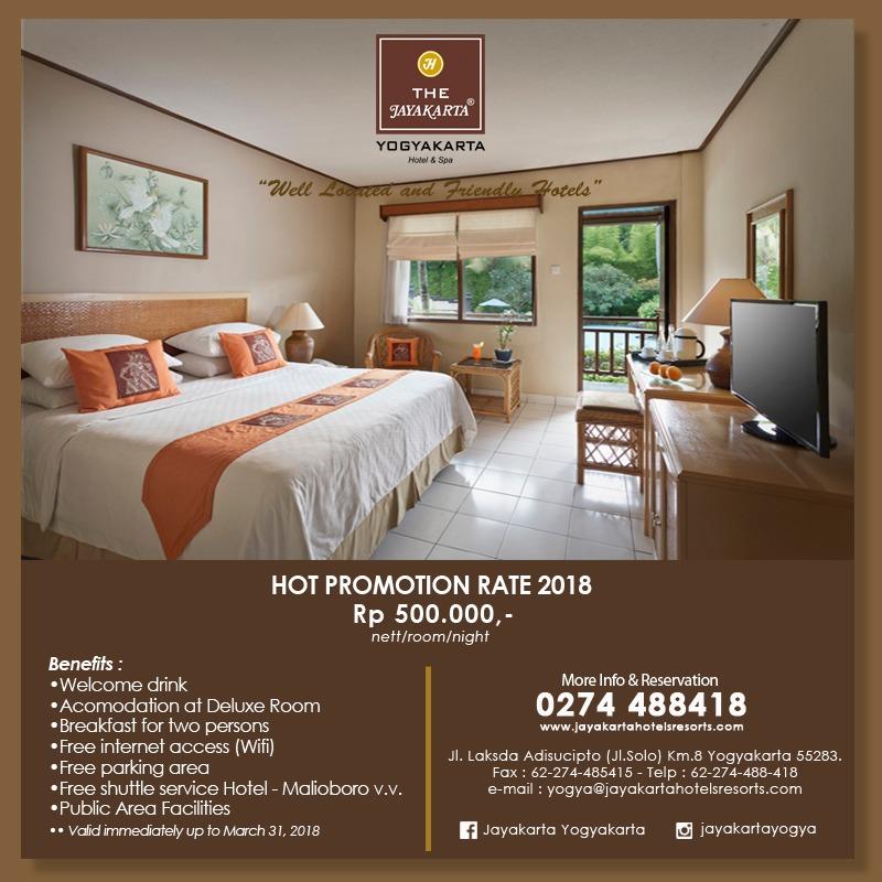 Hotel Promo Jayakarta Yogyakarta