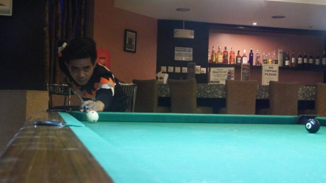 Billiard pool