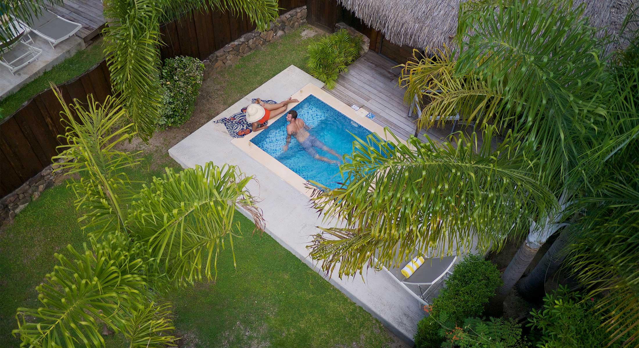 Manava Beach Resort Amp Spa Hotel Moorea Premium Garden