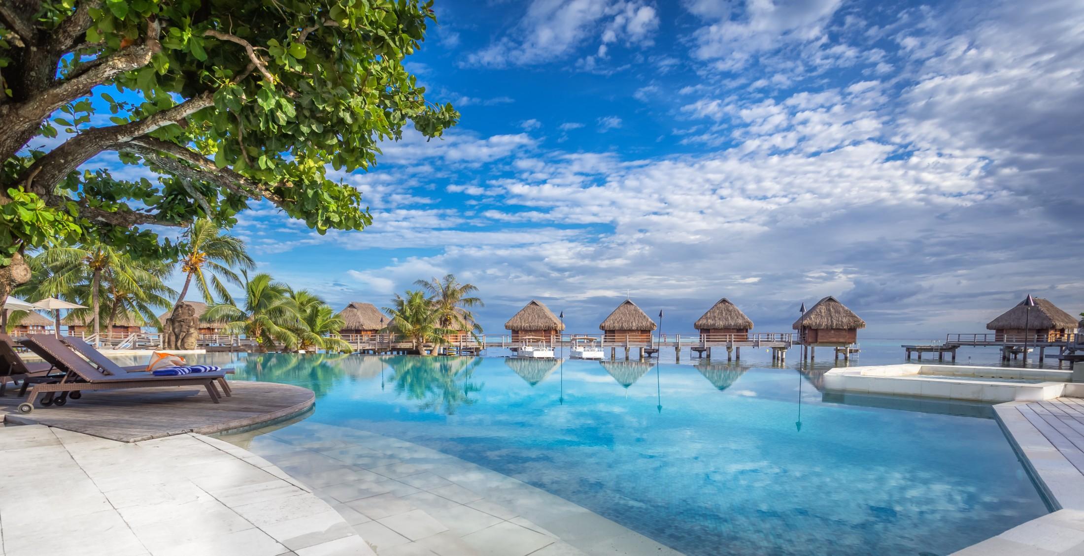 Moorea Pearl Beach Resort Spa