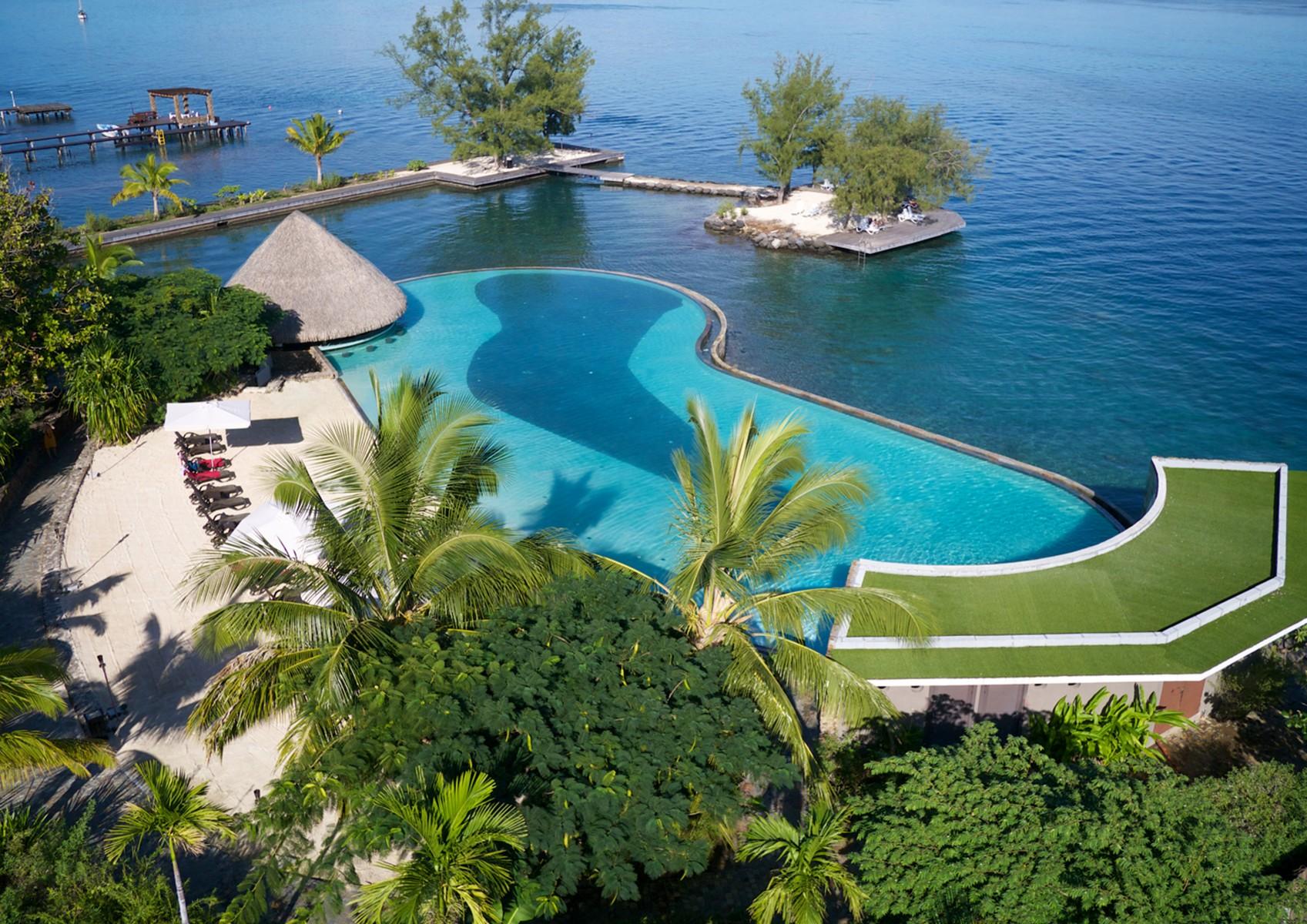 Manava Hotels Resorts In Tahiti And Moorea