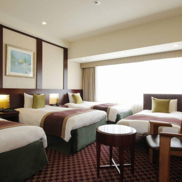 Superior Quadruple Room - Tower Grande Floor