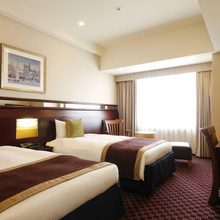 Standard Twin Room - Tower Grande Floor