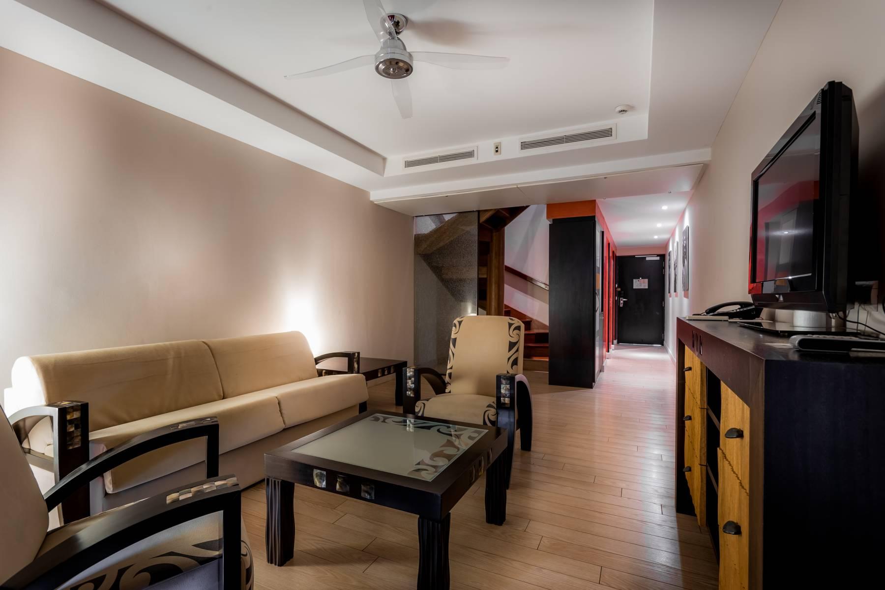 1 Bedroom Duplex Suite Manava Suite Resort Tahiti