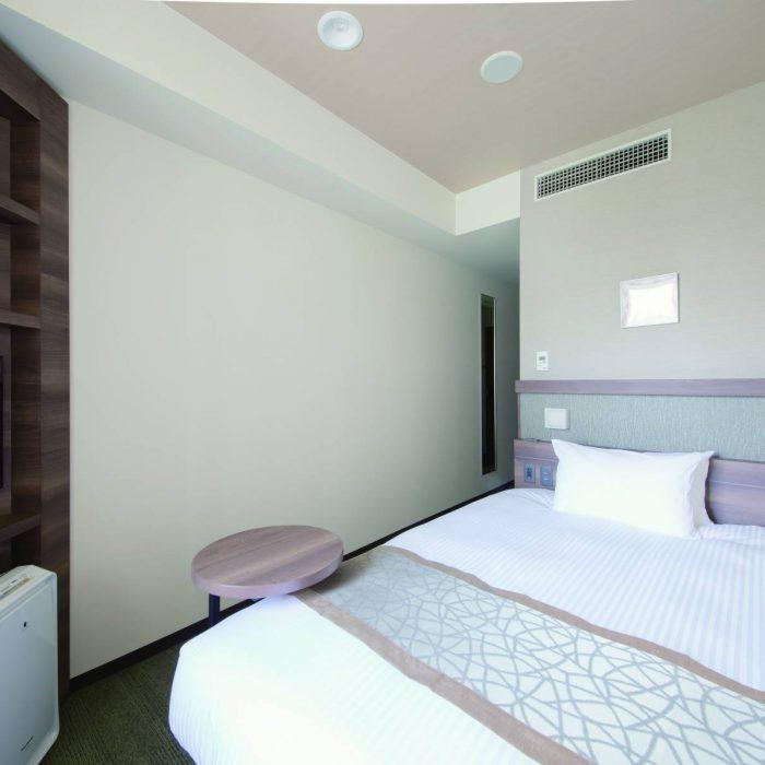 Semi Double Room Non-Smoking
