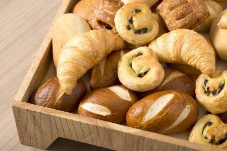 朝食_パン