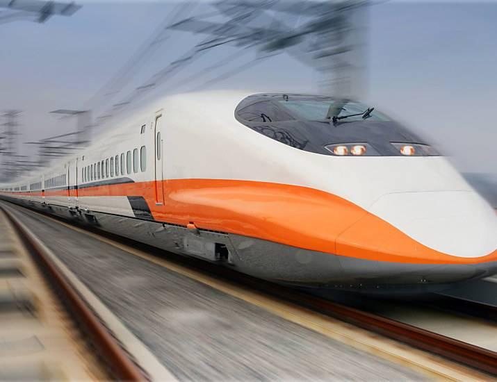 訂房加購高鐵來回車票享八折優惠