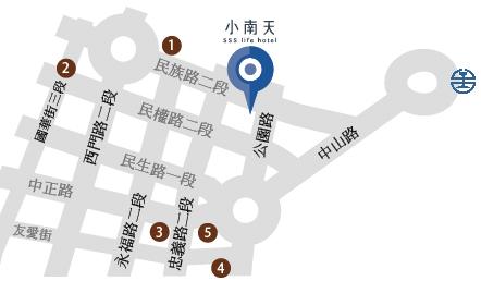 小南天旅店附近景點-官網-02