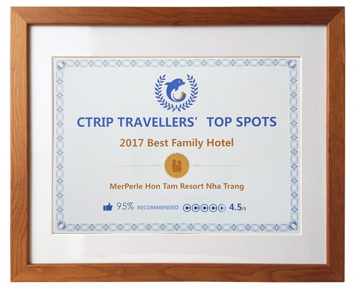 Ctrip Travellers Top Spots 2017