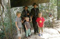 Cu Chi Tunnel (2)