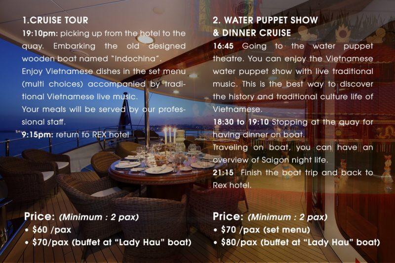 Night tour - Cruise Tour 2b