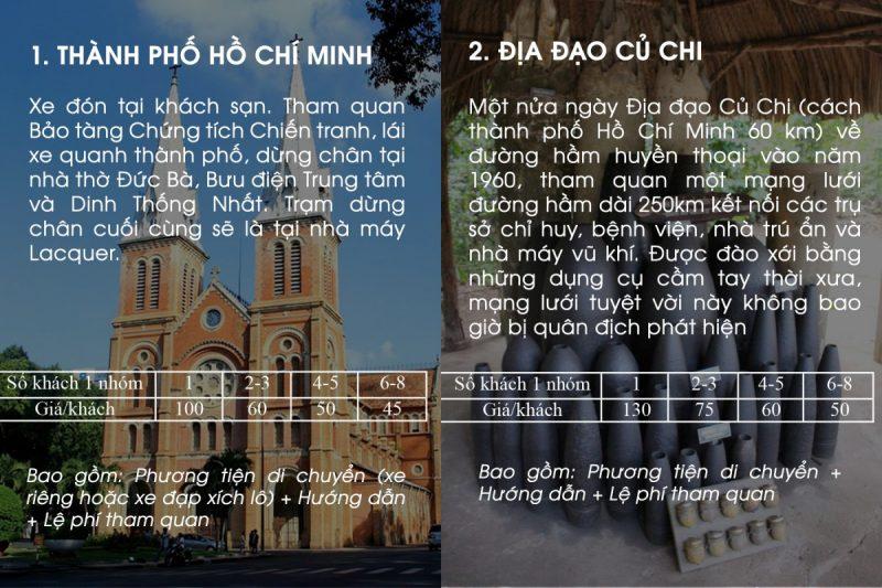 Half-day tour (Việt Nam)