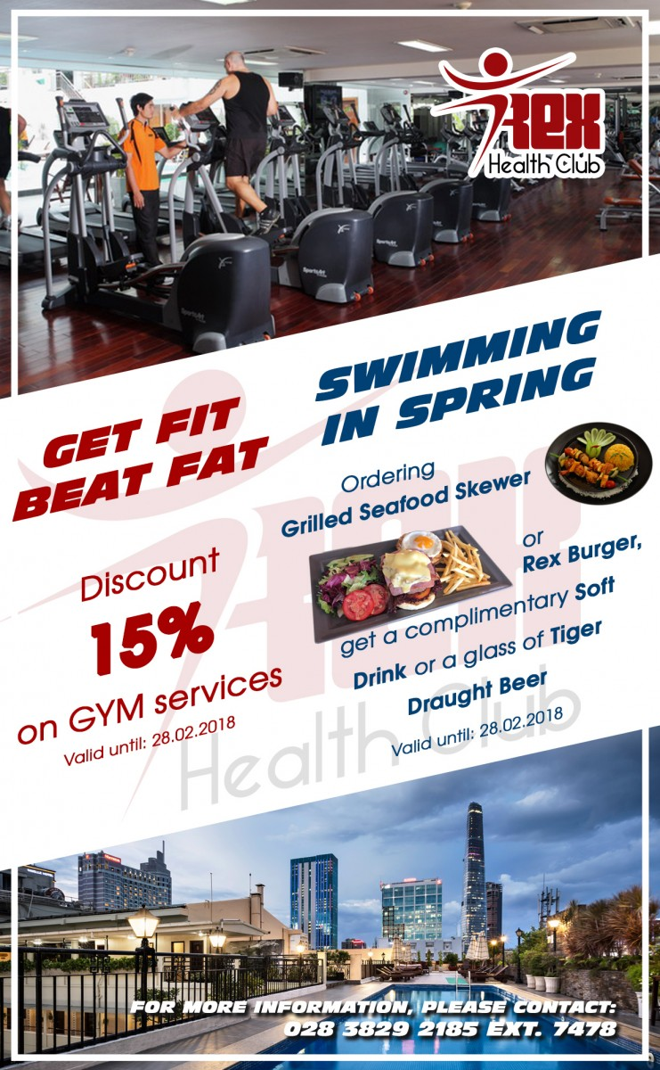 Tentcard 10.5x17cm 2 offers_get fit beat fat and swimming in spring (end 28-02)