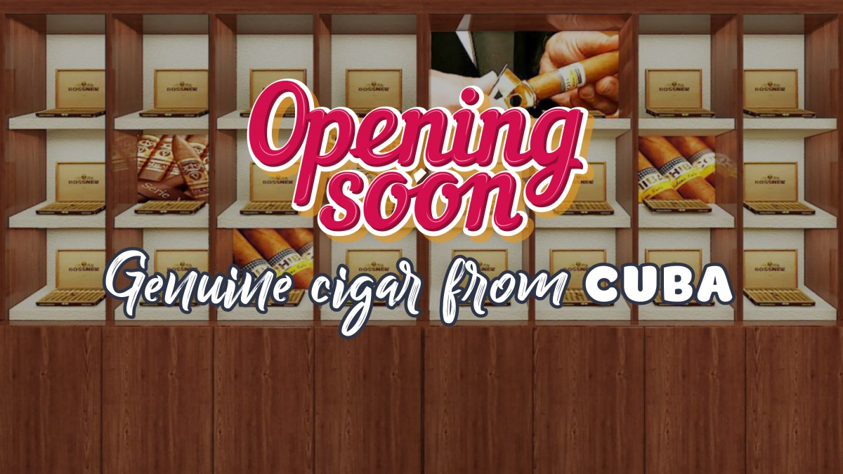 Opening Soon: Rex Havana Cigar Club