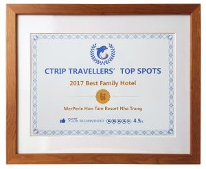 Ctrip Travellers Top Spots 2017