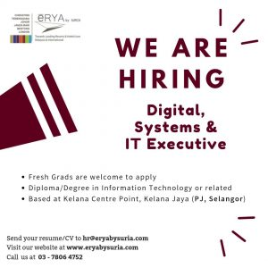 Digital, Systems & IT Executive