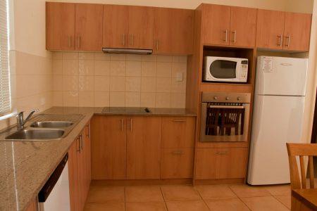 Three Bedroom Standard Spa Villa - Kitchen