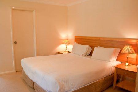 Three Bedroom Standard Spa Villa - Bedroom