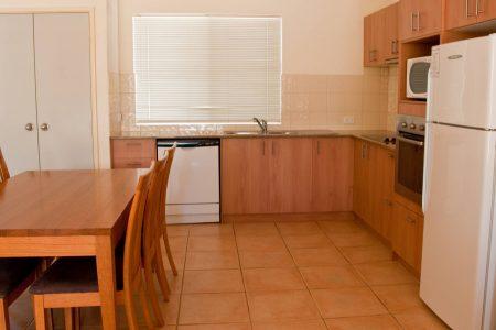 Three Bedroom Garden Spa Villa - Kitchen