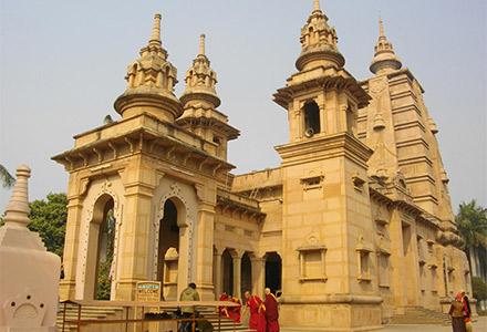 Sankatmochan Temple (Monkey Temple)