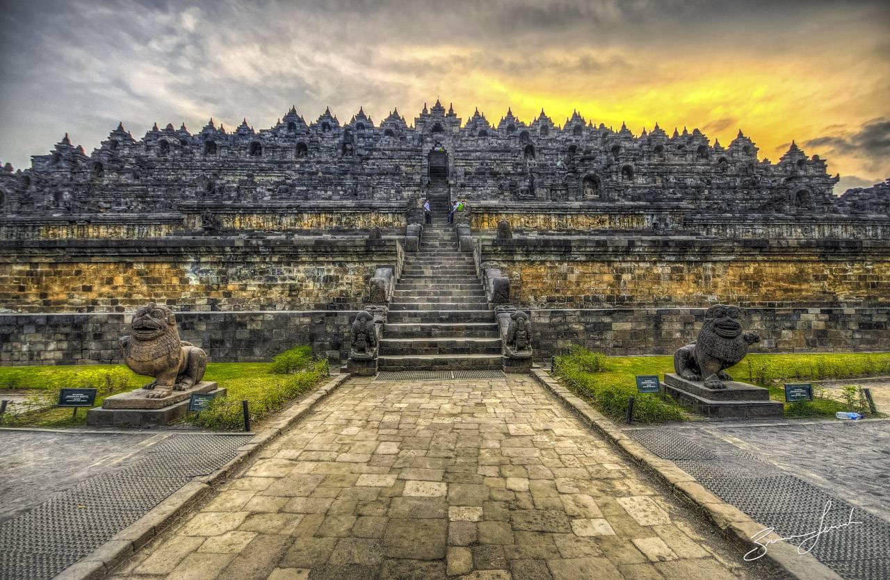 Candi Borobudur Yogyakarta Hotel Hotel Tentrem Yogyakarta